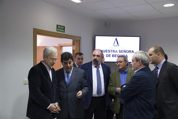1_Inauguracion Alcalde Ermua y Grupo Albia