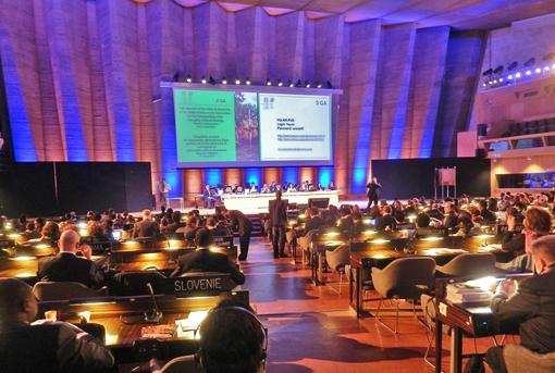 Asamblea UNESCO _junio 2014