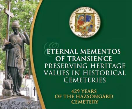 Cartel Cementerio Rumanía