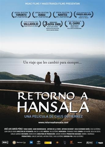Cartel de la película 'Retorno a Hansala'
