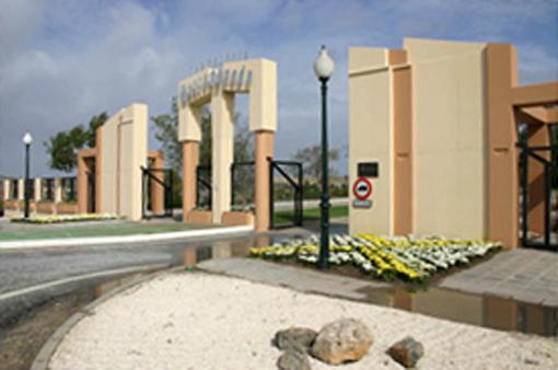 Cementerio Chiclana-entrada