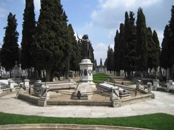 Cementerio Municipal de El Carmen