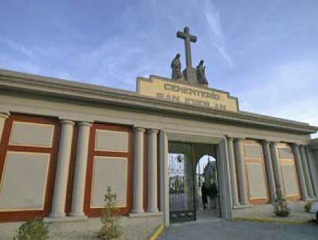 Cementerio San Froilan (Lugo)