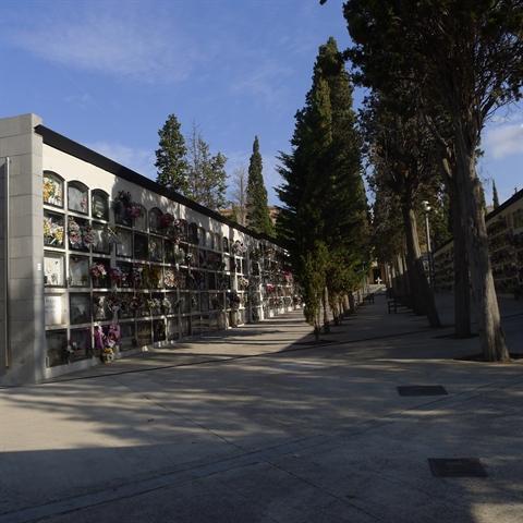 Cementerio Sant Feliu de Llobregat