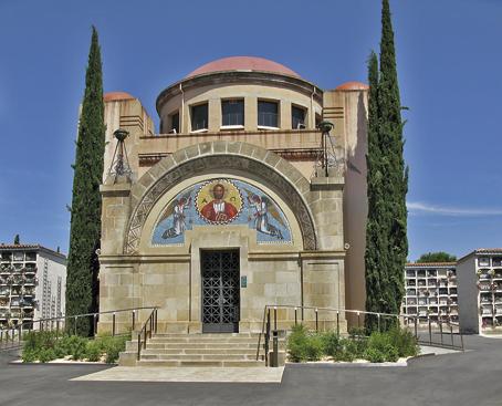 Cementerio Terrassa_Templo Multiconfesional