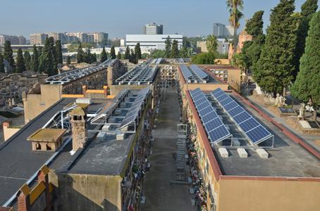 Cementerio de Les Corts, Cementiris de Barcelona