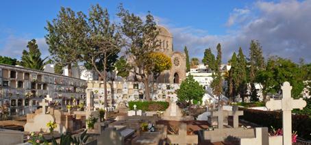 Cementerio de Santa Lastenia (Santa Cruz de Tenerife)