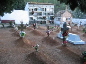 Cementerio de Vilafamés