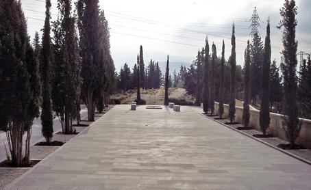 Cementerio islámico La Ruda (Granada)