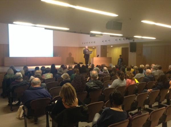 Conferencia Biblioteques de Barcelona