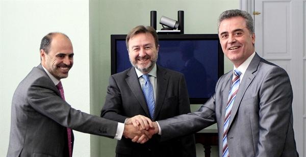 Firma protocolo _Ministerio Justicia