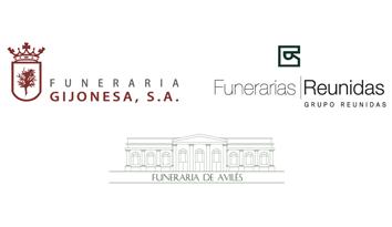 Funerarias de Asturias (logos)