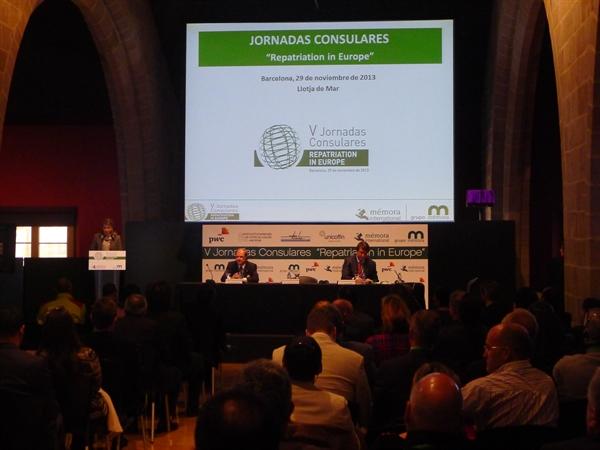 Jornadas Consulares 1