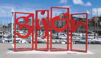 Letras de Gijón