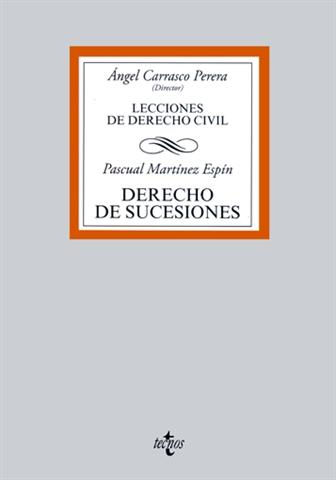 Libro Derecho de Sucesiones
