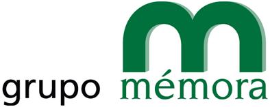Logo Grupo Mémora_2