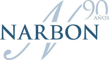 Logo Narbon 90 años