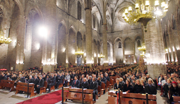 Misa memorial Barcelona 12