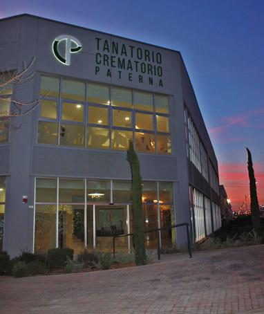 Tanatorio-Crematorio Paterna
