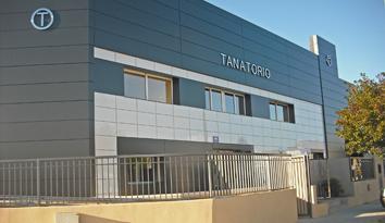 Tanatorio Paiporta (Valencia)_Fachada