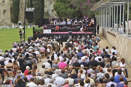 Un Concert per el Record 2014_Público1