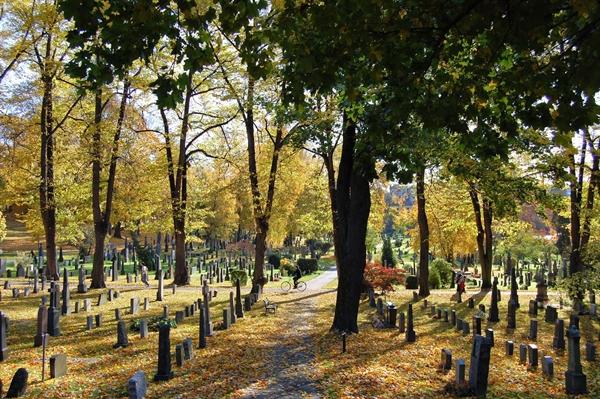 Vår Frelsers Cemetery (Foto ASCE)