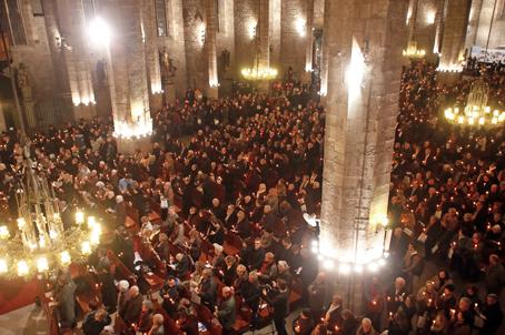 XIV Misa Funeral celebrada en Sta