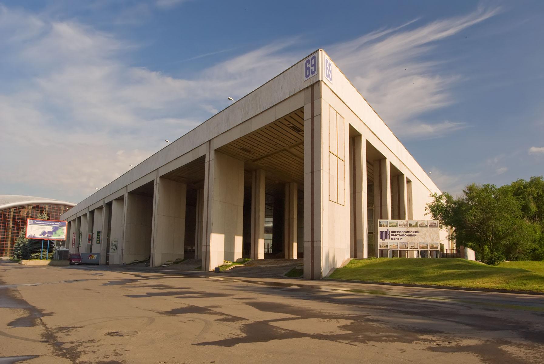 El Pabellón 69 del Centro de Exposiciones VDhN de Moscñu, acogerá la próxima edición de Tanexpo World Russia