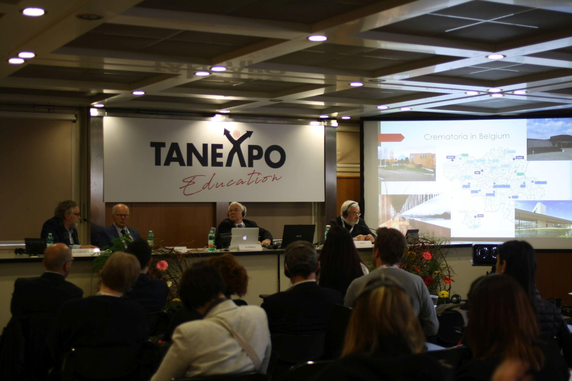tanexpo eductaion