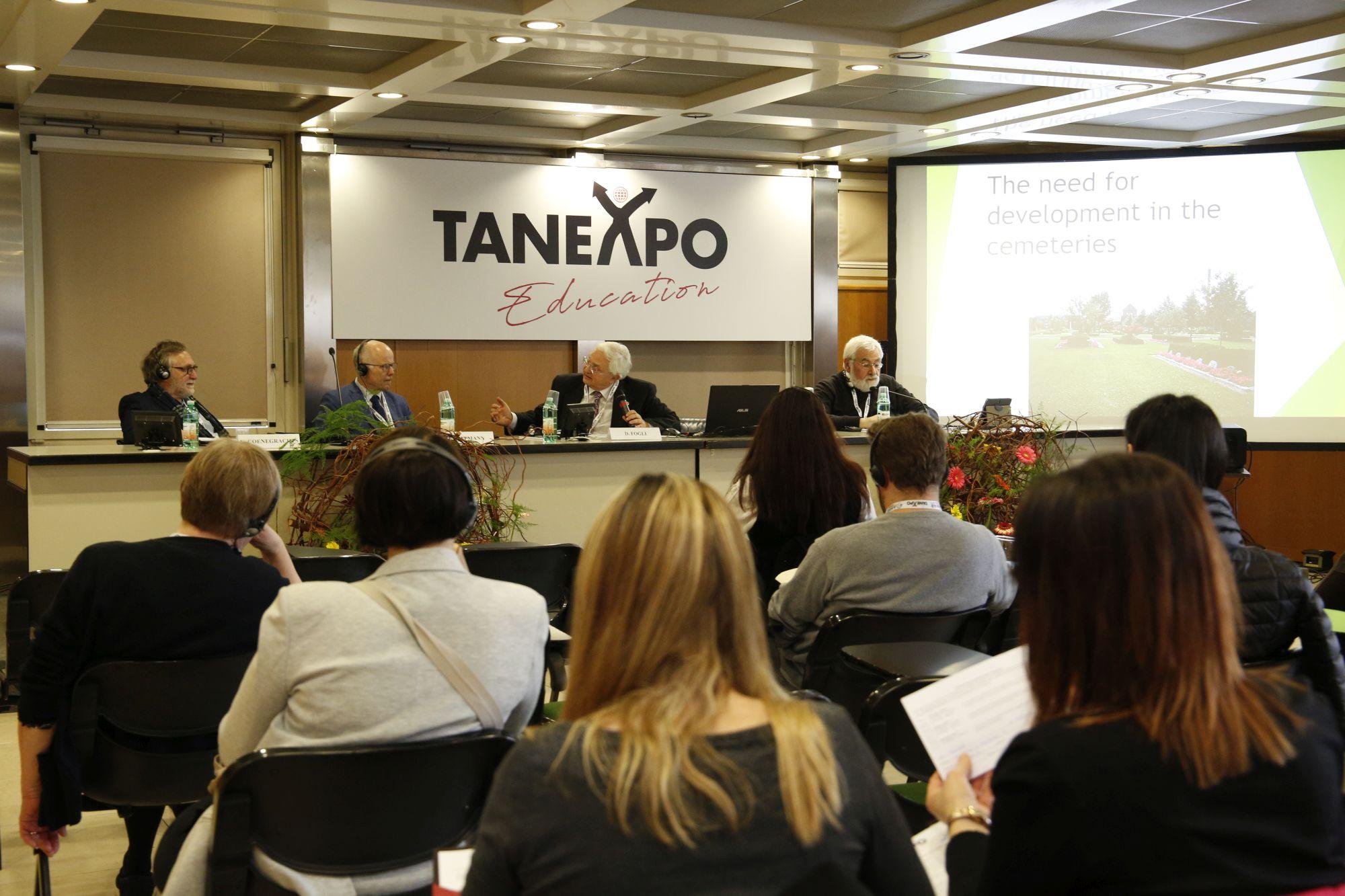 tanexpo education