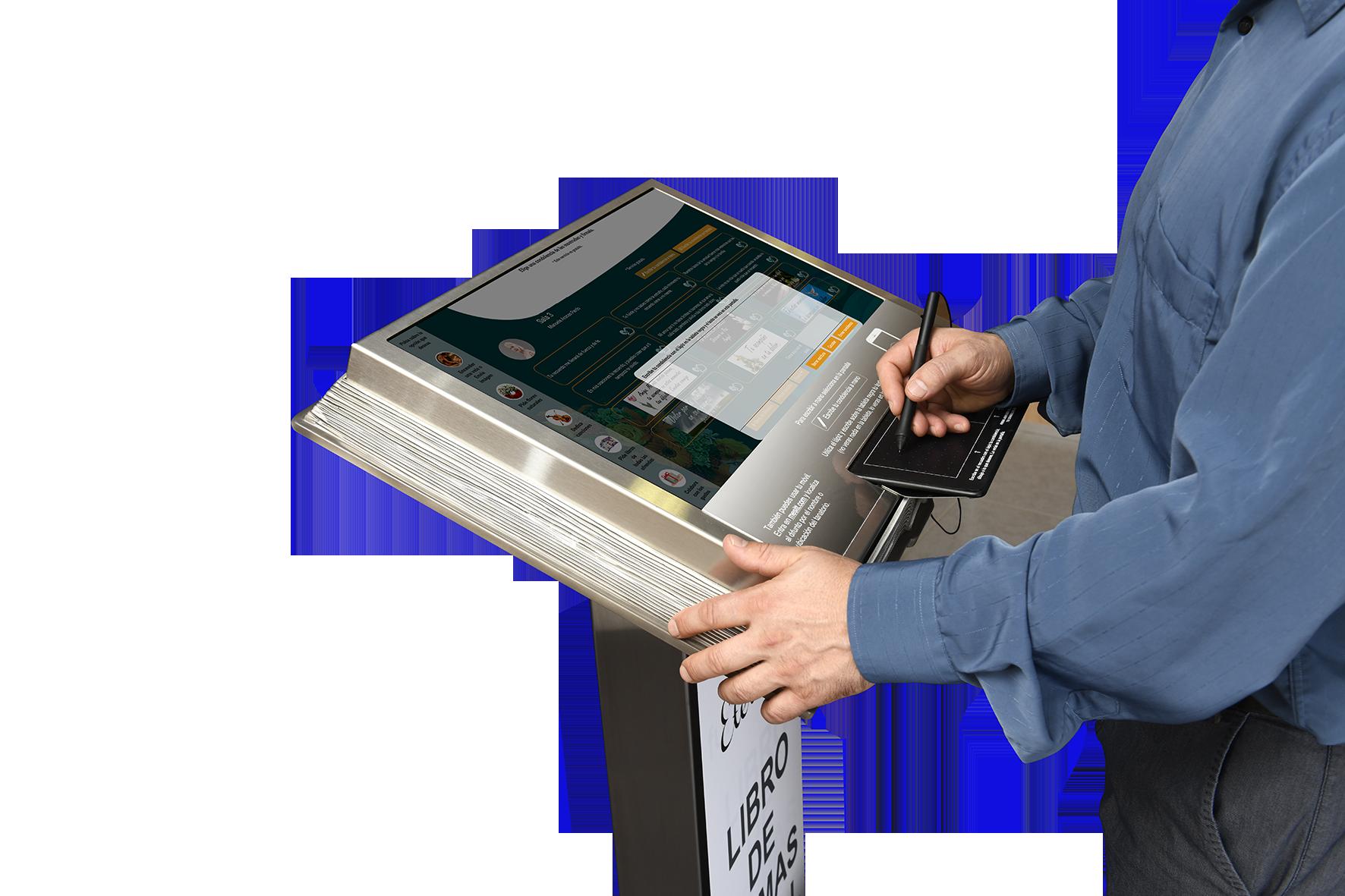 libro de firmas digital