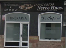 Funeraria Nereo Hermanos - Funeraria Cabezón de la Sal